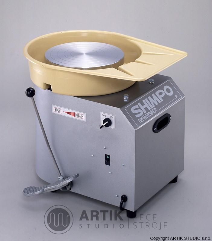 Hrnčířský kruh Shimpo RK-3D