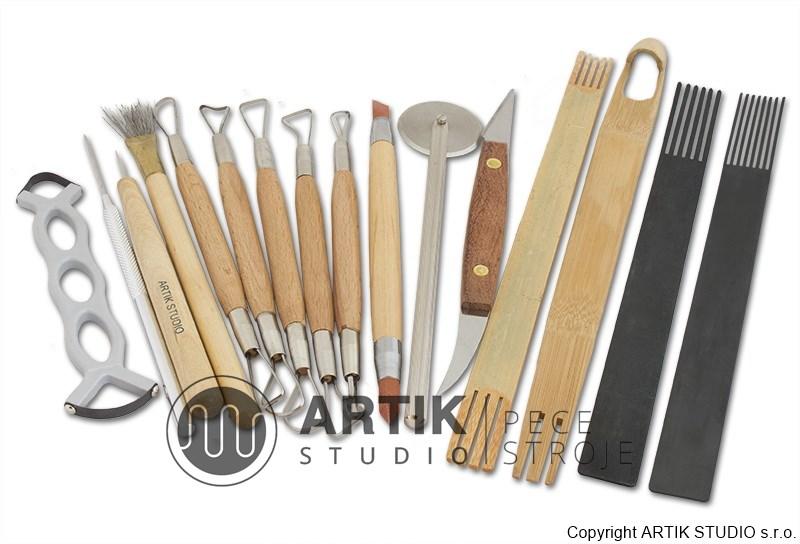 Tools for ceramics - tools and accessories