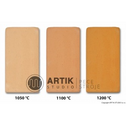 Keramická hlína barvy kůže č. 2sf (1000-1280°C)