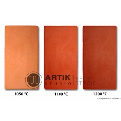 Keramická hlína červenice č. 10 (1000-1200°C)
