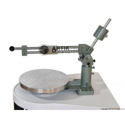 Zatáčecí rameno pro kruh RK-3E (3D)