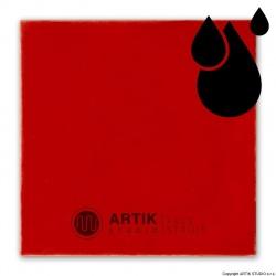 Tekutá glazura PD 633t, Červená, 200 ml