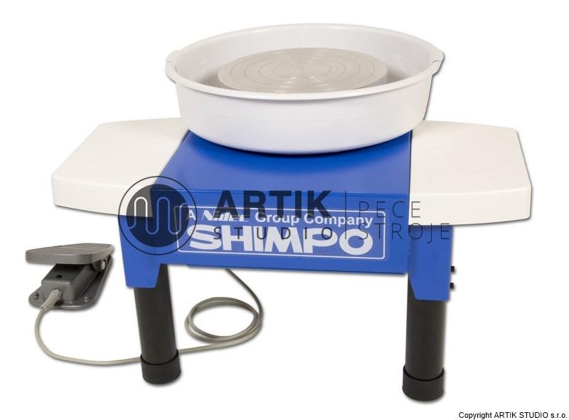 Shompo pottery wheel Whisper-T