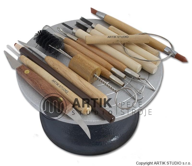 Potřeby pro keramiky - výroba a prodej.
