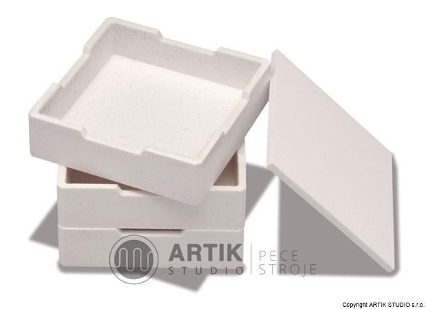 Sintrovací mističky pro výpal zirkonia - příslušenství pro laboratorní pece.